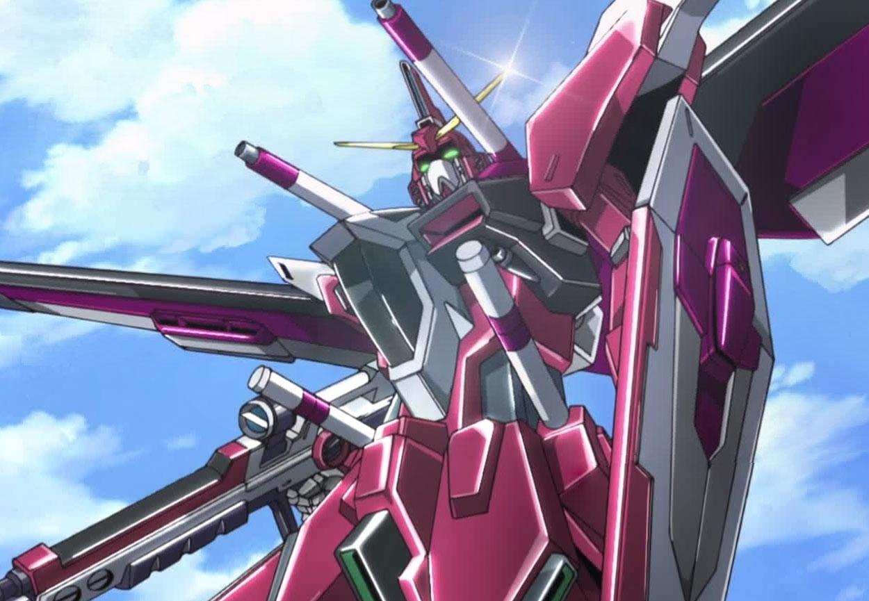 Infinite Justice - GundamBuilder