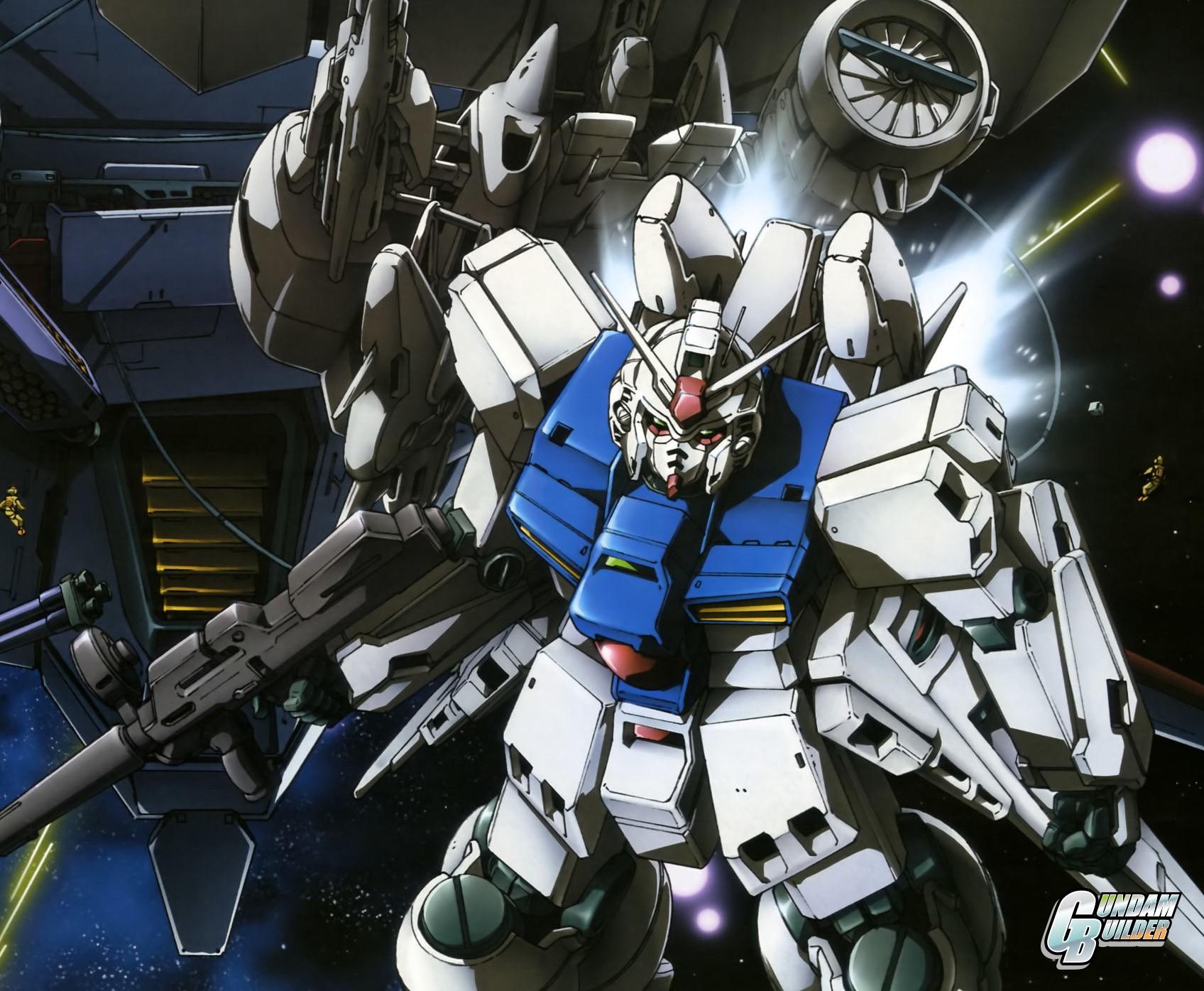Gundam GP03S Stamen - GundamBuilder