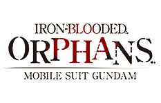 MS Gundam IRON-BLOODED ORPHANS