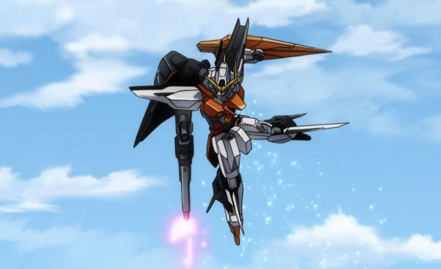 Kyrios Gundam Gundambuilder