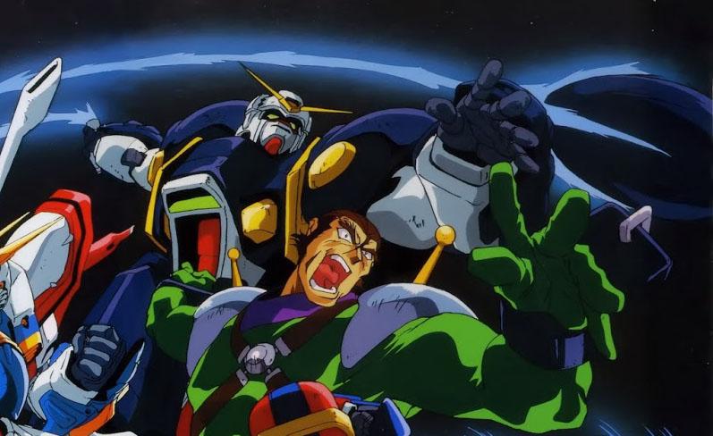Bolt Gundam Gundambuilder